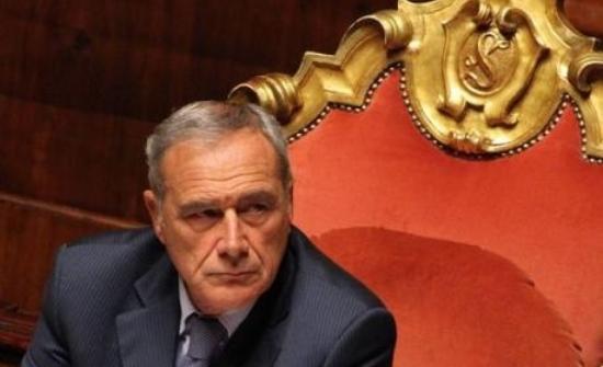 Le esternazioni del presidente del senato un equivoco tra for Sito senato